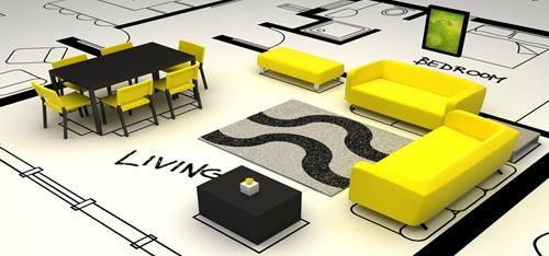 Reinventa dise o de interiores e interiorismo en for Decoracion de interiores logo